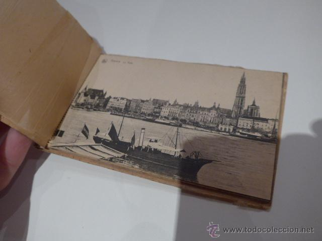 Postales: Antiguas postales de anvers, bruselas, belgica, postal - Foto 4 - 54691207