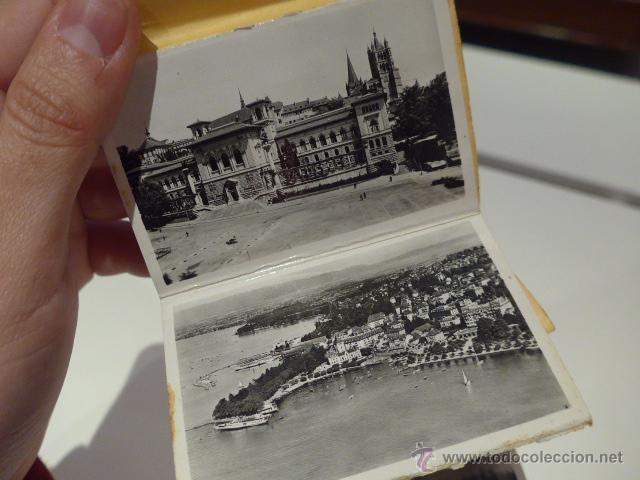 Postales: Antiguas postales de Lausanne, belgica, postal antigua - Foto 4 - 54691503