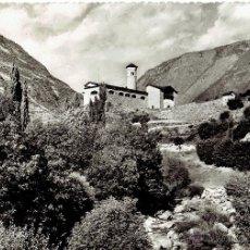Postales: PS5043 VALLS D'ANDORRA 'ENCAMP - EMISSORA RADIO-ANDORRA'. APA. 1958. Lote 45923882