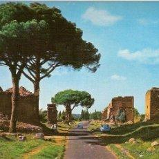 Postales: ROMA (ITALIA), VIA APPIA ANTICA - PLURIGRAF Nº 234 - SIN CIRCULAR. Lote 54945302