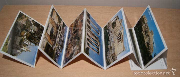 Postales: 10 Postales de Atenas - Acropolis. Sin usar. - Foto 3 - 56164090