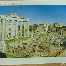 Postales: POSTAL ITALIA - ROMA : IL FORO ROMANO - FORO ROMANO - . Lote 56628230