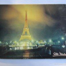 Postales: PARIS TOUR EIFFEL. Lote 56659532