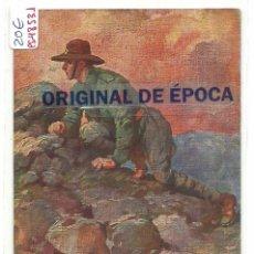 Postales: (PS-48531)POSTAL BOY SCOUTS,CORPO NAZIONALE GIOVANI ESPLORATORI,SEZIONE MILANO. Lote 57085427