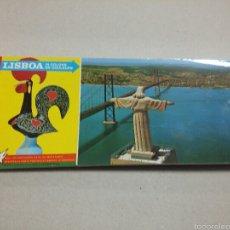 Postales: LIBRITO POSTALES LISBOA - AÑOS 80 - TDKP5. Lote 57127584