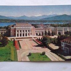 Postales: POSTAL -- GENEVE - GINEBRA - SUIZA -- USADA --. Lote 57151036