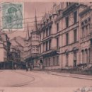 Postales: LUXEMBOURG // PALAIS GRAND DUCAL. Lote 57274423