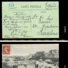 Postales: 117.VUE GENERALE PRISE DU PORT DES PECHEURS.. Lote 57305482