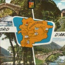 Postales: RECORD D`ANDORRA. Lote 57325936