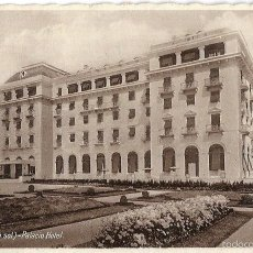 Postales: ESTORIL. COSTA DO SOL. PALACIO HOTEL. CENSURA GUBERNATIVA. CORREO AÉREO.. Lote 57326799
