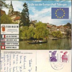 Postales: UNIERSITÄTSSTADT TÜBINGEN. CIRCULADA. Lote 57385927