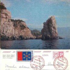 Postales: ODESSA. CCCP. CIRCULADA. PAR AVION. Lote 57491953