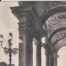 Postales: CIRCULADA A ESPAÑA EN 1925. FLORENCIA, PÓRTICO DE LOS UFFIZI.. Lote 57543758