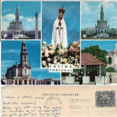 Postales: FATIMA. PORTUGAL. 1965. Lote 57627967