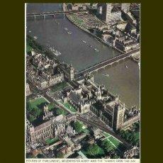 Postales: LONDON. VIEW AERIAL. 1973. Lote 57627988