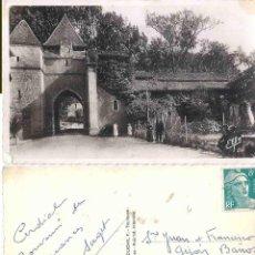 Postales: BARBOTAN. LES THERMES.. Nº 626 L´EGLISE. ESCRITA. NO CIRCULADA. Lote 57628089