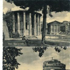Postales: ROMA.- LOTE DE 3 POSTALES.. Lote 57658462