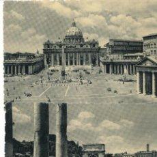 Postales: ROMA.- LOTE DE 3 POSTALES.. Lote 57658495