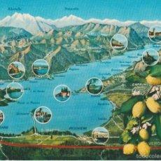 Postales: LAGO DI GARDA (ITALIA). . Lote 57890423
