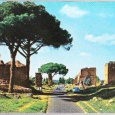 Postales: ITALIA ROMA VIA APPIA ANTICA. Lote 57936456