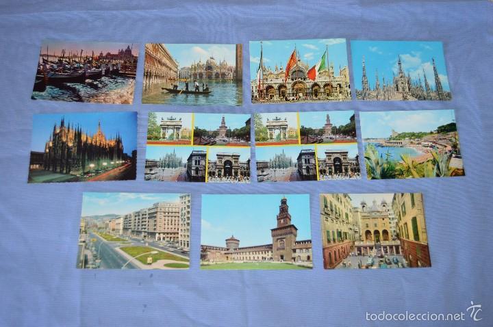 Postales: Lote 26 postales Sin circular - 15 Reino Unido y 11 Italia - Muy buen estado - Foto 2 - 58199624