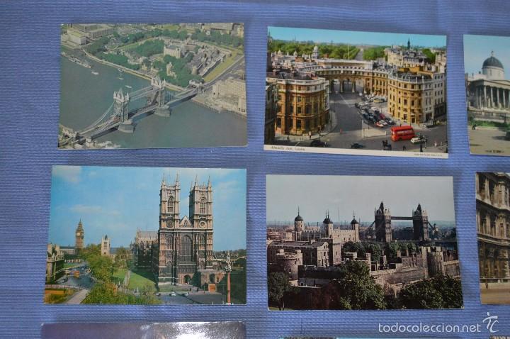 Postales: Lote 26 postales Sin circular - 15 Reino Unido y 11 Italia - Muy buen estado - Foto 3 - 58199624