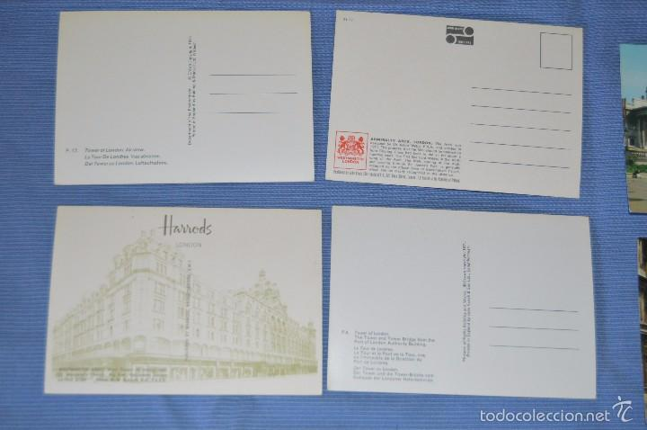 Postales: Lote 26 postales Sin circular - 15 Reino Unido y 11 Italia - Muy buen estado - Foto 4 - 58199624