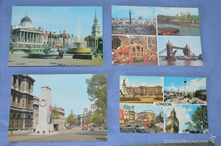 Postales: Lote 26 postales Sin circular - 15 Reino Unido y 11 Italia - Muy buen estado - Foto 5 - 58199624