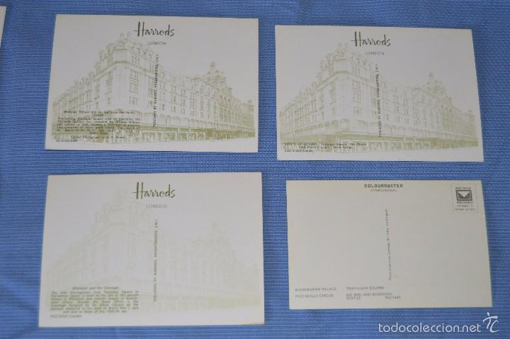 Postales: Lote 26 postales Sin circular - 15 Reino Unido y 11 Italia - Muy buen estado - Foto 6 - 58199624