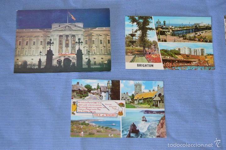 Postales: Lote 26 postales Sin circular - 15 Reino Unido y 11 Italia - Muy buen estado - Foto 7 - 58199624