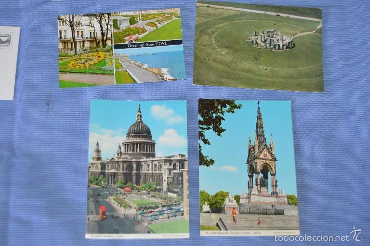 Postales: Lote 26 postales Sin circular - 15 Reino Unido y 11 Italia - Muy buen estado - Foto 9 - 58199624