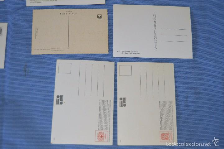 Postales: Lote 26 postales Sin circular - 15 Reino Unido y 11 Italia - Muy buen estado - Foto 10 - 58199624
