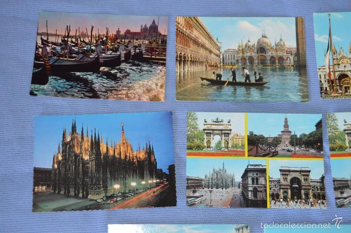 Postales: Lote 26 postales Sin circular - 15 Reino Unido y 11 Italia - Muy buen estado - Foto 11 - 58199624