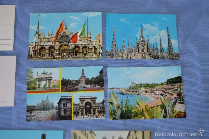 Postales: Lote 26 postales Sin circular - 15 Reino Unido y 11 Italia - Muy buen estado - Foto 13 - 58199624