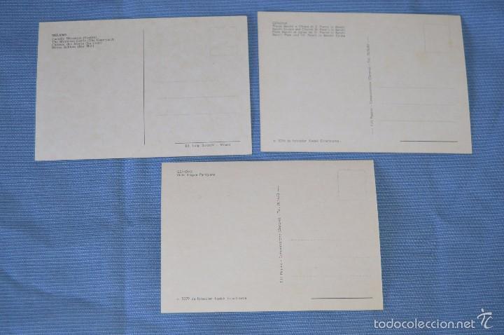Postales: Lote 26 postales Sin circular - 15 Reino Unido y 11 Italia - Muy buen estado - Foto 16 - 58199624