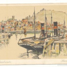Postales: SEARBOROUGH.- THE HARBOUR.. Lote 58301641