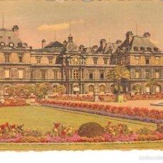 Postales: POSTAL DE FRANCIA PARIS LE PALAIS DE LUXEMBOURG 1957 2/090. Lote 58426510