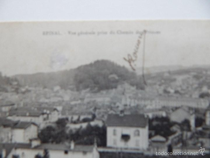 Postales: Epinal. Vue générale prise du Chemin des Princes - Foto 2 - 58526104