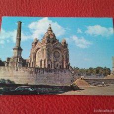Postales: POSTAL POSTCARD PORTUGAL VIANA DO CASTELO IGREJA DO IGLESIA DEL MONTE DE SANTA LUCIA VER FOTO/S Y DE. Lote 58527623