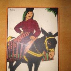 Cartoline: ANTIGUA POSTAL PORTUGAL - COSTUMES REGIONAIS PORTUGUESES - COSTUMBRES REGIONALES - LEIRIA. Lote 59806896