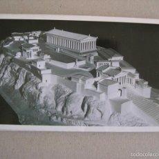 Postales: CARTERA DE 10 POSTALES DE GRECIA, ATENAS.. Lote 60597743