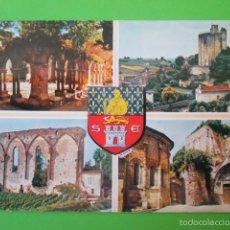 Postales: 2105 FRANCIA FRANCE GIRONDE GIRONDE SAINT EMILION 1975. Lote 60811403