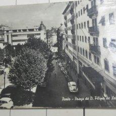 Postales: POSTAL PORTO AÑO 1958. Lote 60881634
