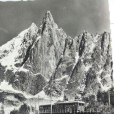 Postales: PRECIOSA POSTAL DE MONT-BLANC 1957. Lote 61029563