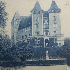 Postales: POSTAL LE CHATEAU FRANCIA 1927. Lote 61088583