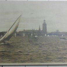Postales: ANTIGUA POSTAL ALEMANA 1925. Lote 61090937