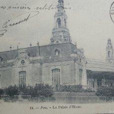 Postales: POSTAL DE FRANCIA 1903. Lote 61092427