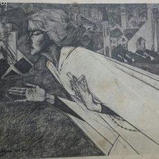 Postales: POSTAL ANTIGUA HOLANDA 1934. Lote 61103367