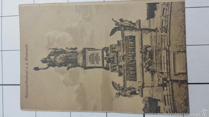 POSTAL ANTIGUA DE ALEMANIA AÑO 1920 (Postales - Postales Extranjero - Europa)