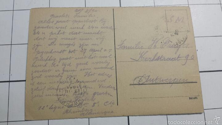 Postales: Postal Antigua de Alemania año 1920 - Foto 2 - 61114331